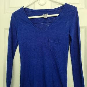 Aerie women top blouse XS sparingly used